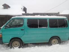 Toyota Hiace. Продам автобус Тойота - Хайс, 1997 год, дизель. механика, 2 000 куб. см., 8 мест