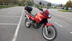 Kawasaki KLE 500. 500 куб. см., исправен, птс, без пробега