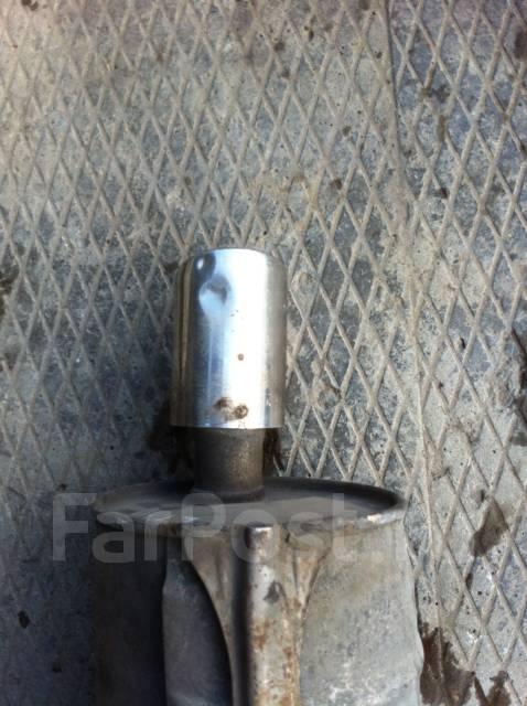 Глушитель. Toyota Starlet, EP91 Двигатель 4EFTE