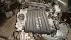 Двигатель. Nissan Tiida Latio, SNC11 Двигатель HR15DE