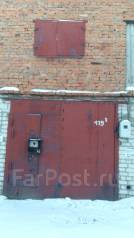 Гаражи капитальные. улица Ленинградская 115, р-н Нефтезавод, электричество, подвал.