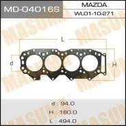 Прокладка головки блока цилиндров MD04016S MASUMA (20202)