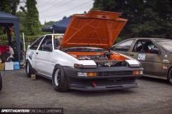 Крыло. Toyota Sprinter Trueno, AE86, AE85