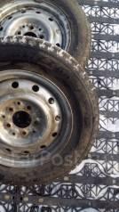 Bridgestone Blizzak MZ-03. Зимние, износ: 50%, 2 шт
