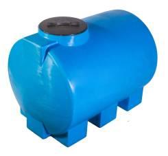 Ёмкость горизонтальная бак бачок бочка 2000 литров Г2000 под воду