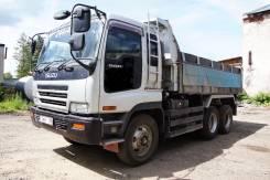 Isuzu Giga. Продаётся грузовик, 19 000 куб. см., 18 000 кг.