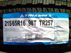 Triangle Group TR257. Летние, 2016 год, без износа, 4 шт