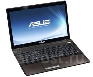 """Asus X53By. 15.6"""", 2,0ГГц, ОЗУ 2048 Мб, диск 320 Гб, WiFi, Bluetooth, аккумулятор на 4 ч."""