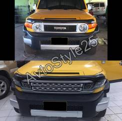 Комплект FJ Cruiser дизайн Range Rover Evogue стиль 2. Toyota FJ Cruiser