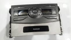 Блок управления климат-контролем. Toyota Corolla Axio, ZRE144, NZE144, ZRE142, NZE141 Toyota Corolla Fielder, ZRE144G, NZE144, NZE144G, ZRE142G, ZRE14...