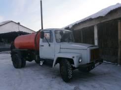 ГАЗ 3307. Продается 2 ассенизатора газ к 503, 1 250 куб. см., 4,00куб. м.