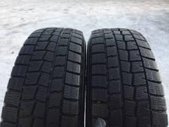 Dunlop Winter Maxx. Зимние, без шипов, 2012 год, износ: 10%, 2 шт