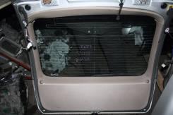 Накладка на дверь багажника. Toyota Nadia, ACN10