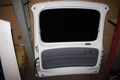 Накладка на дверь багажника. Toyota Funcargo, NCP21