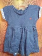 Боди-платья. Рост: 74-80, 80-86 см