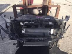 Рамка радиатора. Nissan Patrol, Y62 Двигатель VK56VD
