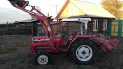 Shibaura. Продается трактор D26F с фронтальный погрузчиков., 2 000 куб. см.