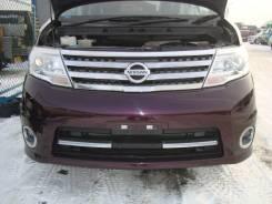 Бампер. Nissan Serena, CNC25, CC25 Двигатель MR20DE