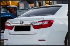 Спойлер на заднее стекло. Toyota Camry