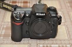 Nikon D200. 10 - 14.9 Мп, зум: 14х и более