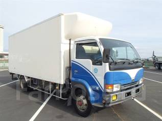 Nissan Condor. Рефка, 4 600 куб. см., 5 000 кг. Под заказ