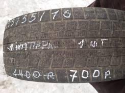 Dunlop DSX. Зимние, без шипов, 2006 год, износ: 70%, 1 шт