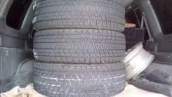 Bridgestone Blizzak DM-V1. Зимние, без шипов, 2012 год, износ: 10%, 3 шт