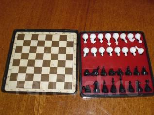 Шахматы магнитные. Оригинал