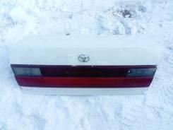 Крышка багажника. Toyota Corona, ST190