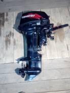 Tohatsu. 18,00л.с., 2х тактный, бензин, нога S (381 мм), Год: 2007 год