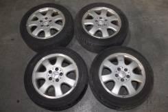 Комплект оригинальных колес Mercedes-Benz R16. 7.0x16 5x112.00 ET37