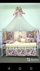 Балдахины на кроватку.