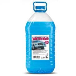 Жидкость для омывателя стекла до -30 С 5 литров Россия; штука