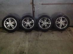 Bridgestone Blizzak Revo2. Зимние, без шипов, 2015 год, без износа, 4 шт