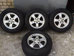 Зимние колеса на ТЛК 100-200 на литье. 8.0x18 5x150.00 ET52
