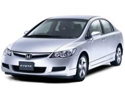 Honda Civic. Продам ПТС civic 8 с планкой