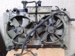 Радиатор охлаждения двигателя. Mazda Atenza, GGEP Двигатели: LFVD, LFDE, LFVE