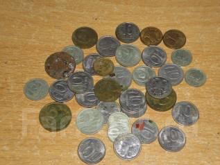 Коллекция монет СССР-Россия