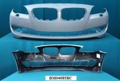 Бампер. BMW 5-Series, F10 Двигатели: N20B20, N55B30, N63B44