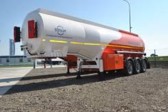 Bonum. Полуприцеп бензовоз 30 кубов оси BPW, 2017 год, 30 000 кг.