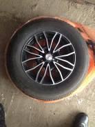 Продаю шины Бриджстоун (летние) на литье. x14 4x100.00