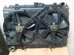 Радиатор охлаждения двигателя. Nissan Avenir, W11 Двигатели: SR20DET, SR20DE