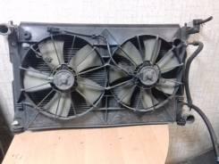 Радиатор охлаждения двигателя. Toyota Vista, ZZV50 Двигатель 1ZZFE