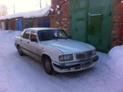 Дверь боковая. ГАЗ 3110 Волга