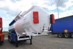 Bonum. Полуприцеп бензовоз 35 кубов оси BPW новый, 35 000 кг.