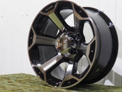 Off-Road-Wheels. 8.0x16, 5x139.70, ET-20, ЦО 110,5мм.
