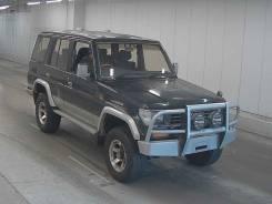 Toyota Land Cruiser Prado. KZJ78, 1KTE