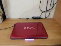 """Sony VAIO VGN. 14.1"""", 2,0ГГц, ОЗУ 3072 Мб, диск 250 Гб, WiFi, Bluetooth, аккумулятор на 1 ч."""