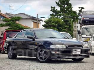 Губа. Toyota Corona Exiv, ST200, ST201, ST202, ST203, ST205 Двигатели: 3SFE, 3SGE, 4SFE