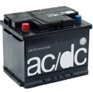 AC/DC. 60 А.ч., производство Россия
